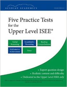 ISEE Prep Tests 1